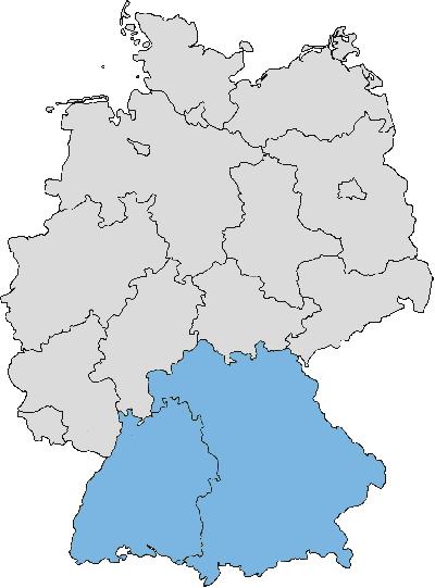 Regionalgruppe Süd